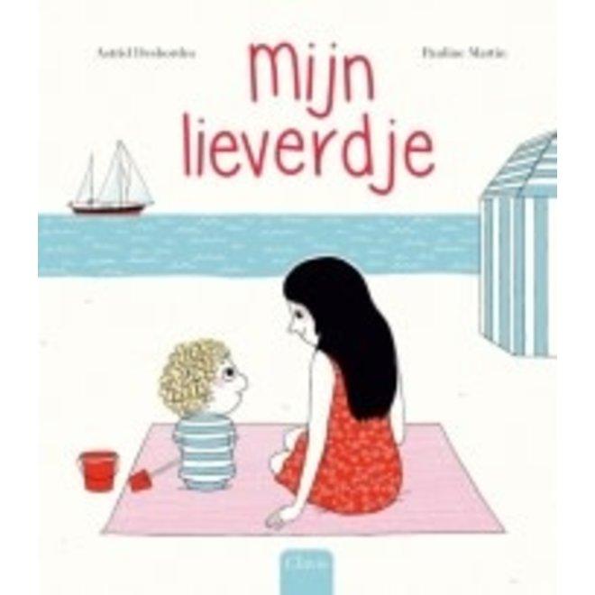 CLAVIS - Kijk - & Voorleesboek - Mijn lieverdje (+4jaar)