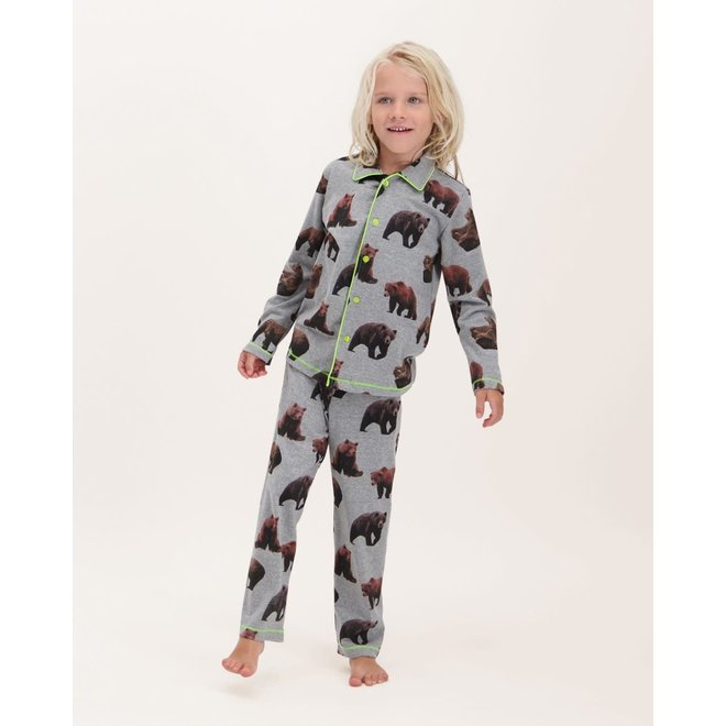 CLAESEN'S - Pyjama - Bear  (Maat 92 tem 116)