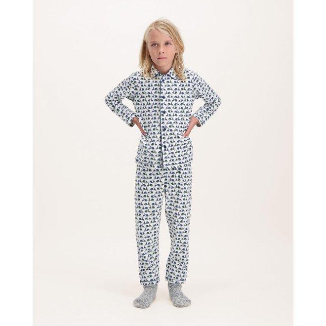 CLAESEN'S - Pyjama - Scooter (Maat 92 tem 128)