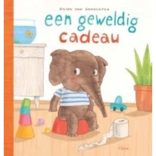 CLAVIS - Kijk - & Voorleesboek - Een geweldig cadeau (+2jaar)