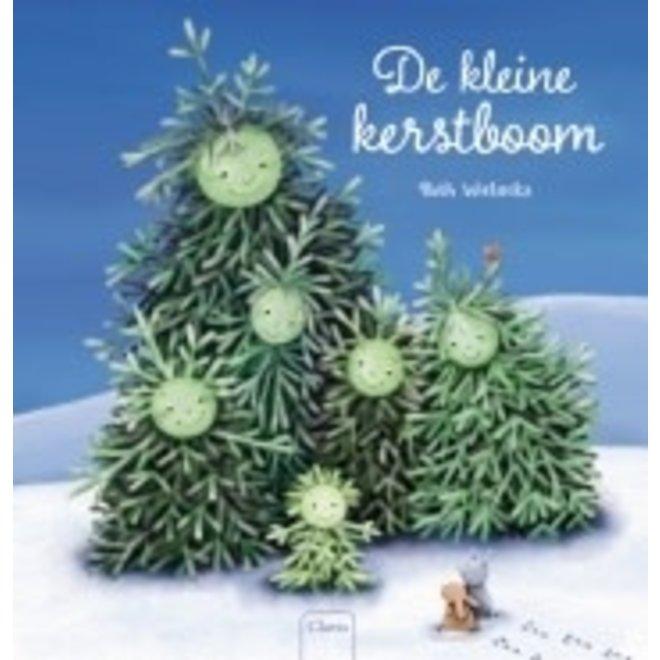 CLAVIS - Kijk - & Voorleesboek - De Kleine Kerstboom (+4jaar)