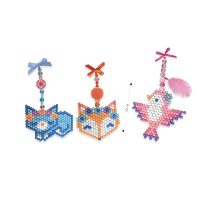 DJECO - Creatief met kralen - Artistic Aqua Velddieren