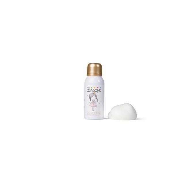 4ALLSEASONS - Shower Foam Sparkling Princess  (100ml)