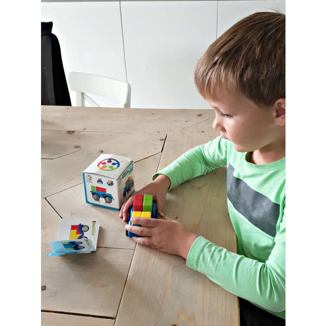 SMART GAMES - Car Mini  (+6jaar)