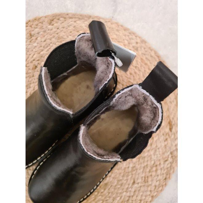 BUNDGAARD -  Black Fur ( Maat 28 tem 35)