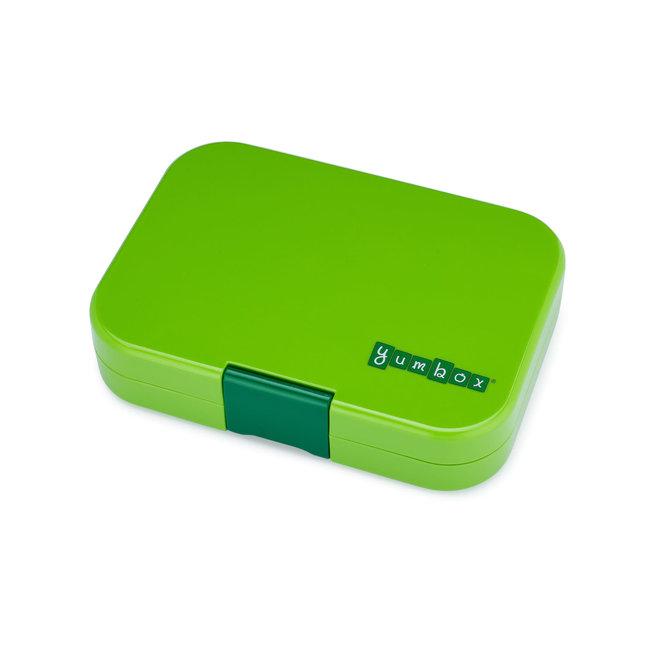 YUMBOX - Original 6 vakken - Congo Green