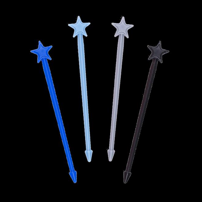 YUMBOX - Eetgerei - Stix 4-Pack Blauw