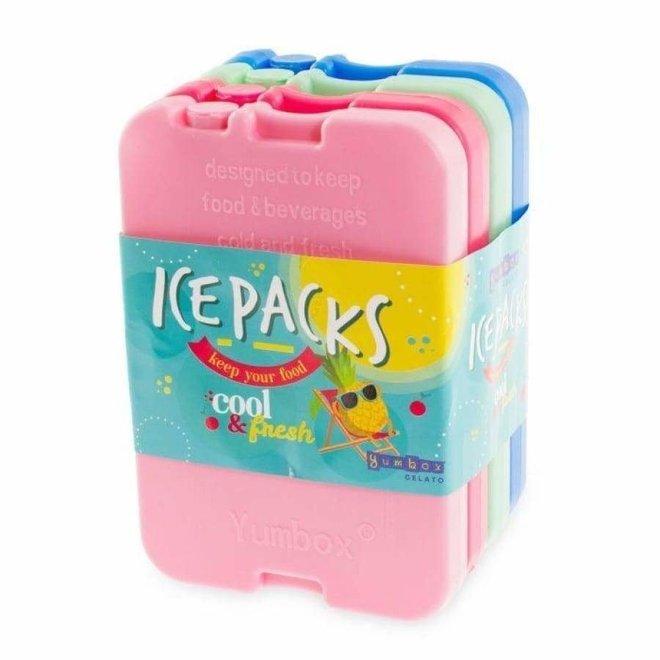 YUMBOX - Eetgerei - Icepacks ( 4stuks)
