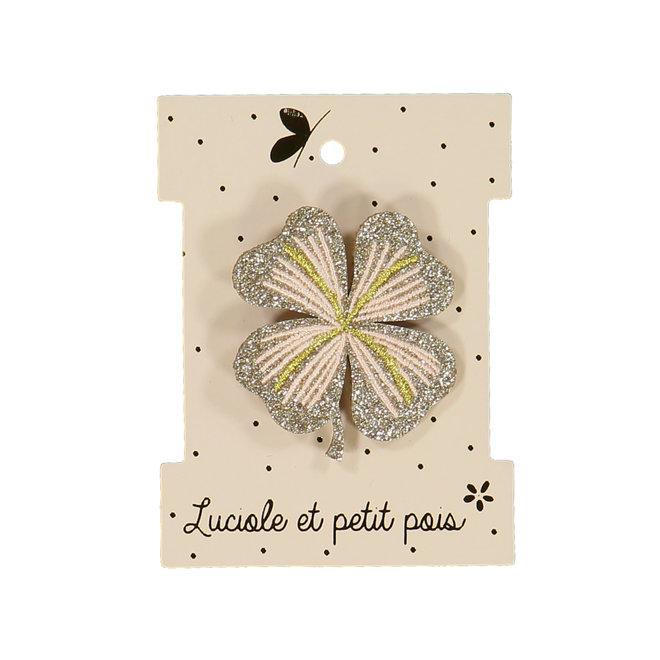 LUCIOLE ET PETIT POIS - Broches - Flower