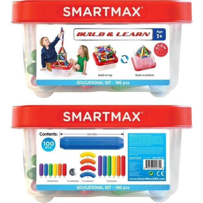 SMARTMAX - 100-delig Build  XXL (+1jaar)