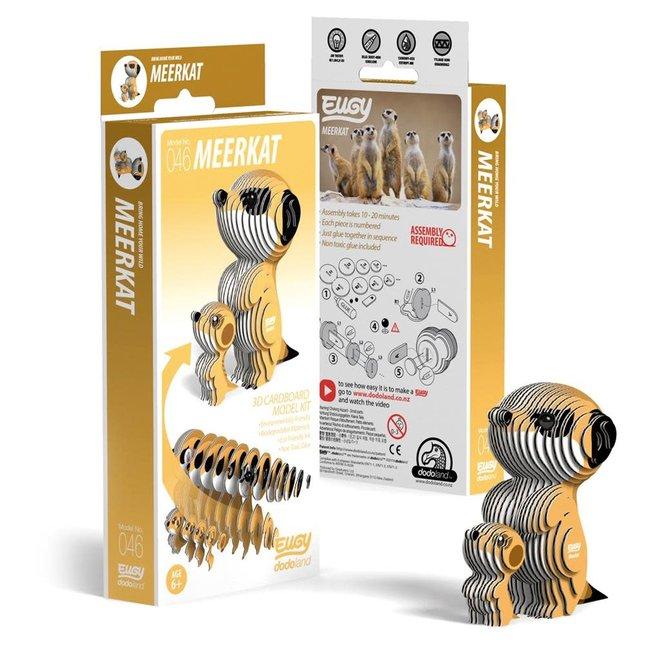 EUGY - Puzzel 3D - Meerkat