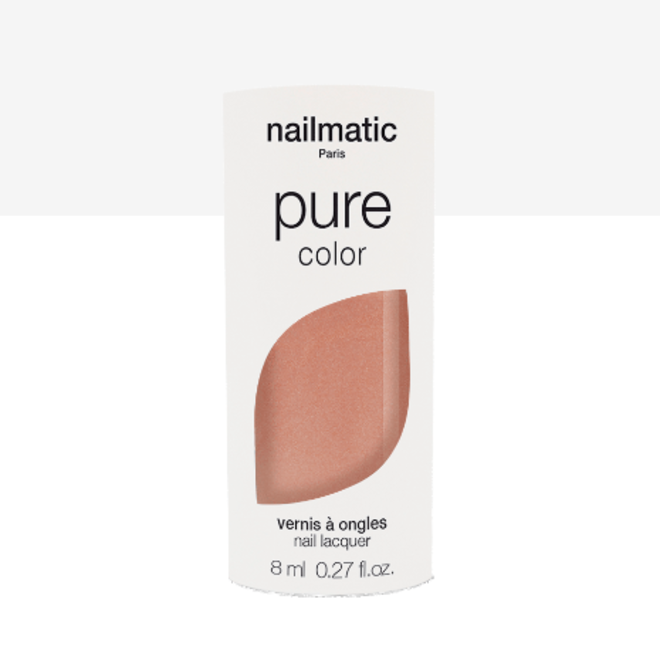 NAILMATIC - Pure Nagellak - Pearly Beige BRITANY