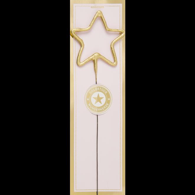 WONDERCANDLE - Ster (10cm)