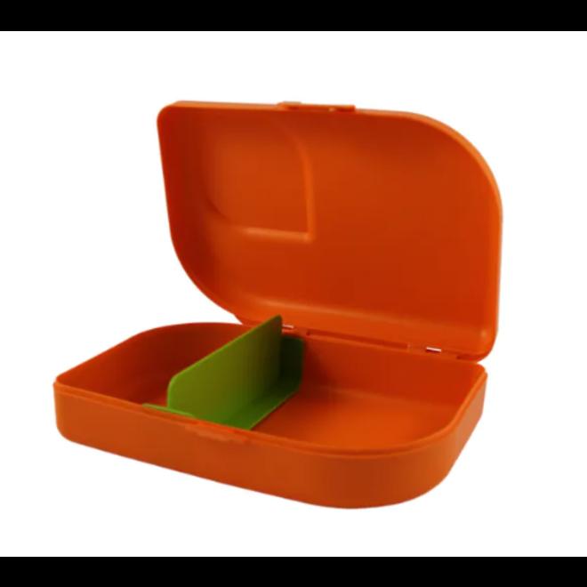 AJAA!  - Ecologische Brooddoos - Oranje