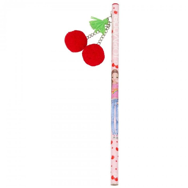 DEPESCHE - Schrijfgerei - Potlood Cherry Pom