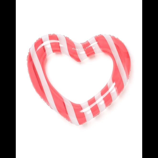 BAN.DO - Zwemband XXL - Heart Stripe