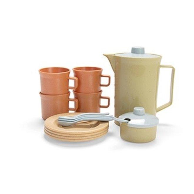 DANTOY - Bioplastic 17-Delig Koffie Set