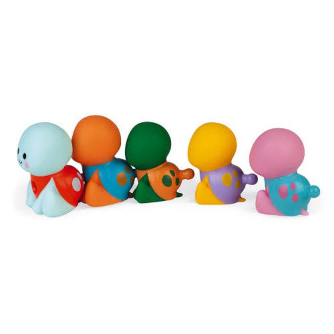 JANOD - Badspeelgoed - Schildpadden 10m+