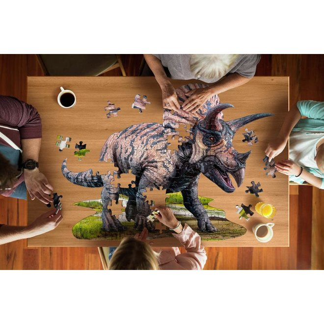 MADD CAPP - I AM PUZZEL - Triceraptor  (100stuks) 6+