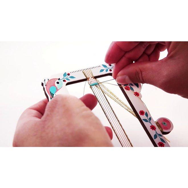 DJECO - Creatief met Kralen - Armbandjes maken 8+