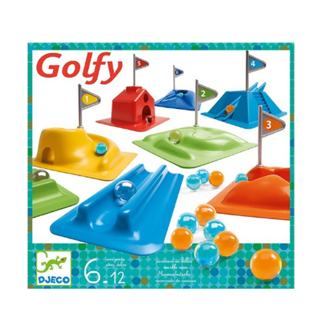 DJECO - Golfy 6+