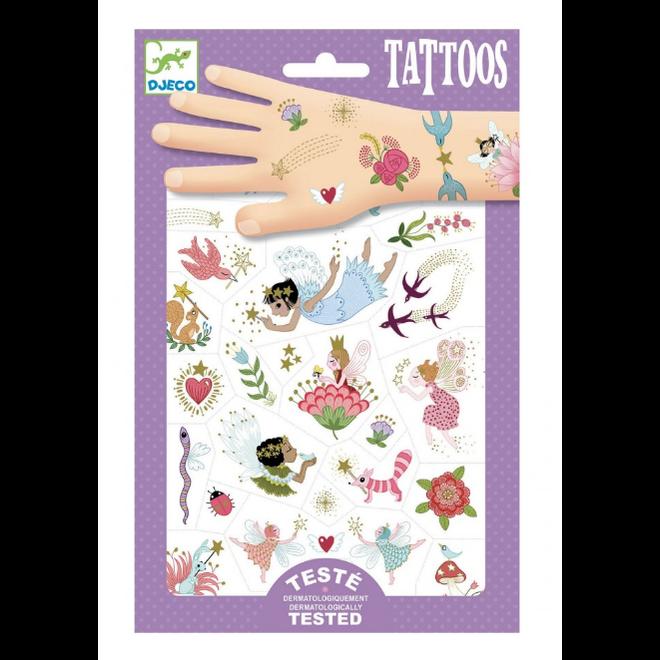 DJECO - Tattoo - Feeën