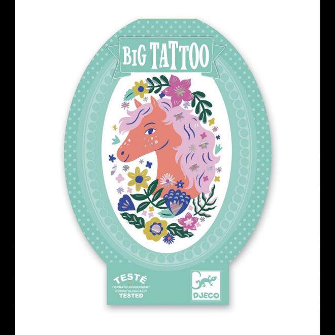 DJECO - MaxiTattoo - Magisch Paard