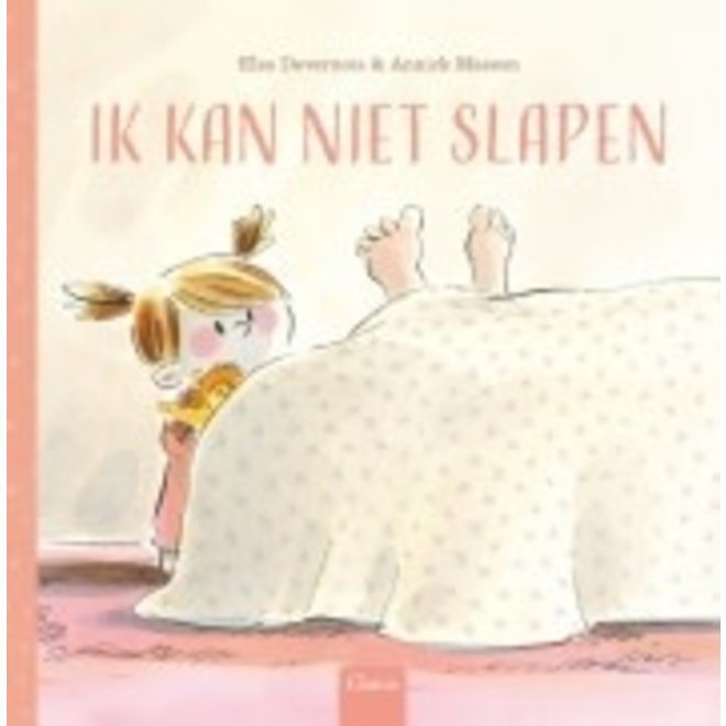 CLAVIS - Kijk - & Voorleesboek - Ik kan niet slapen