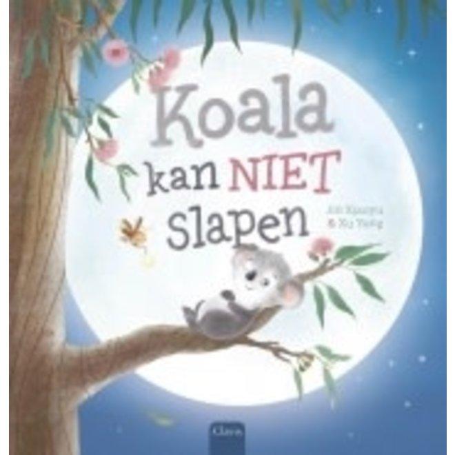 CLAVIS - Kijk - & Voorleesboek - Koala kan niet slapen 5+