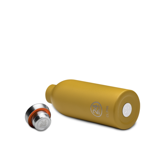 24°BOTTLES - Clima Bottle -  Safari Khaki 500ml