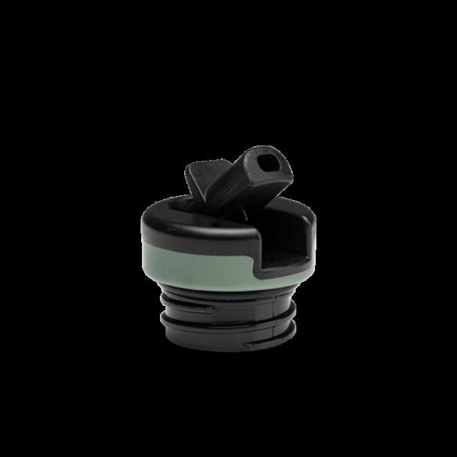 24°BOTTLES - Bottle - Sport lid Light Green