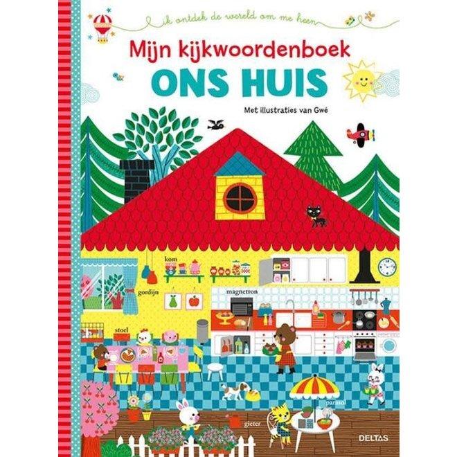 DELTAS - Kijk - en leerboek - Ons huis