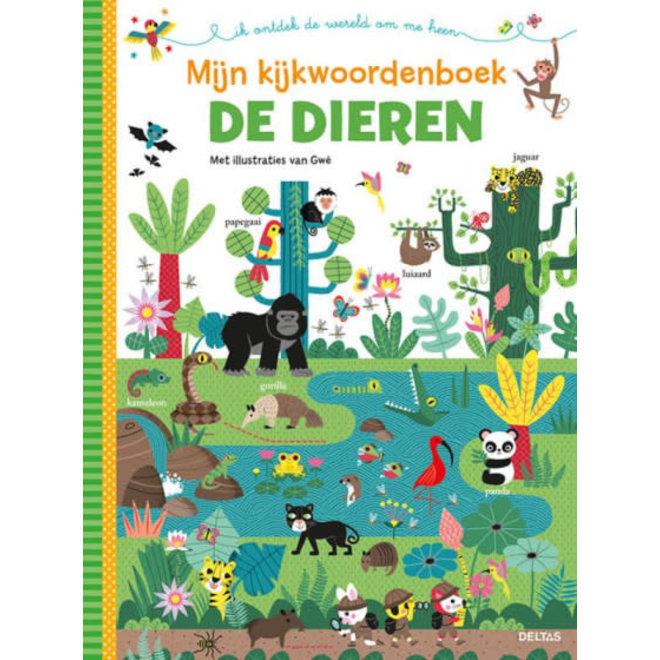 DELTAS - Kijk - en leerboek - De dieren
