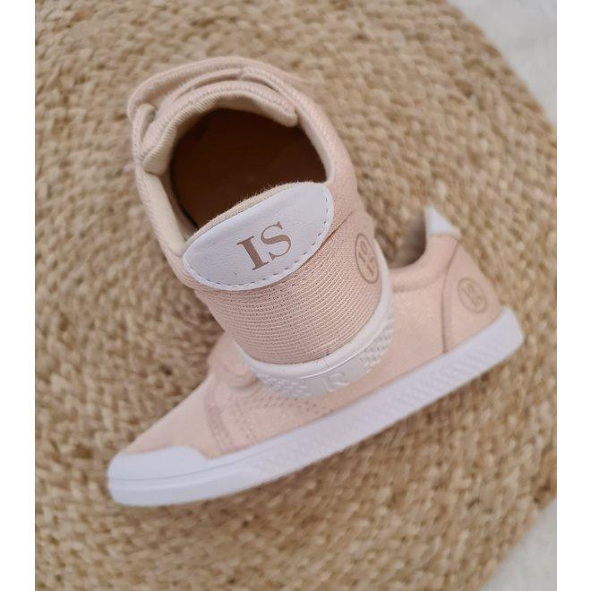 10IS - Sneaker - Nude ( Maat 24 tem 31)