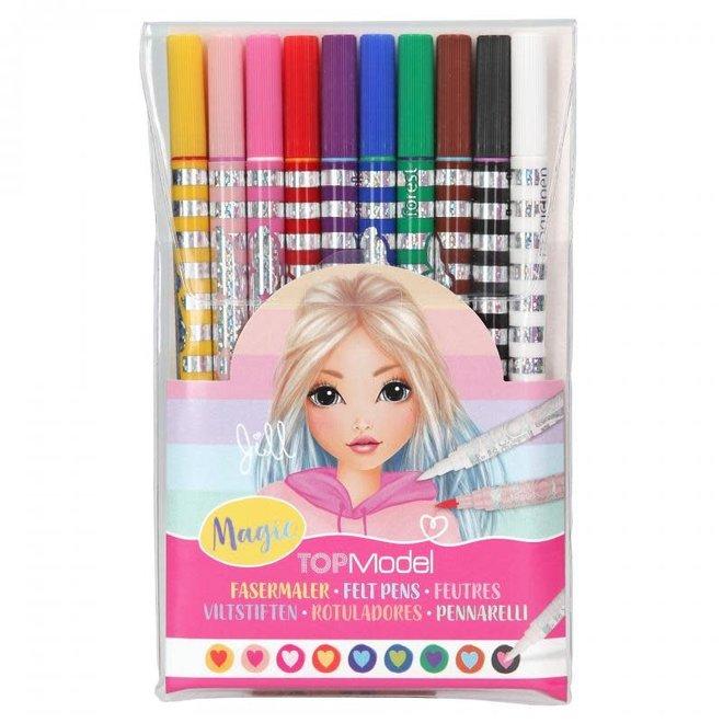 DEPESCHE - Viltstiften - Magische Stiften (9+1)
