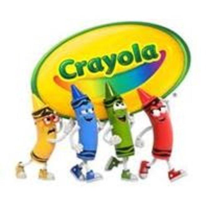 CRAYOLA - Mini Kids - Kleurboek ( 3 verschillende)