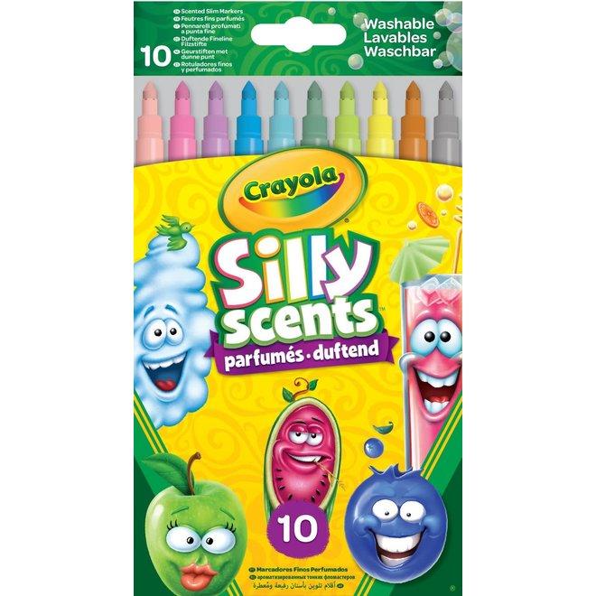 CRAYOLA - Viltstiften -  Silly Scents Geurstiften