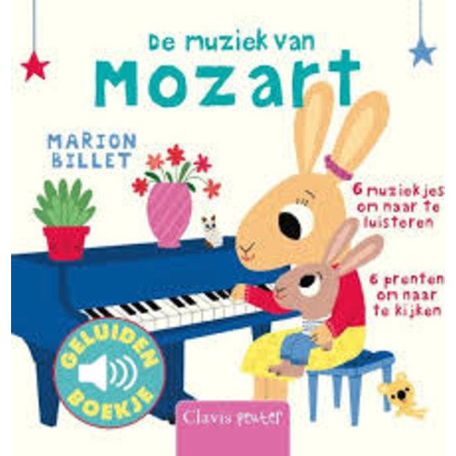 CLAVIS - Geluidenboek - De muziek van Mozart