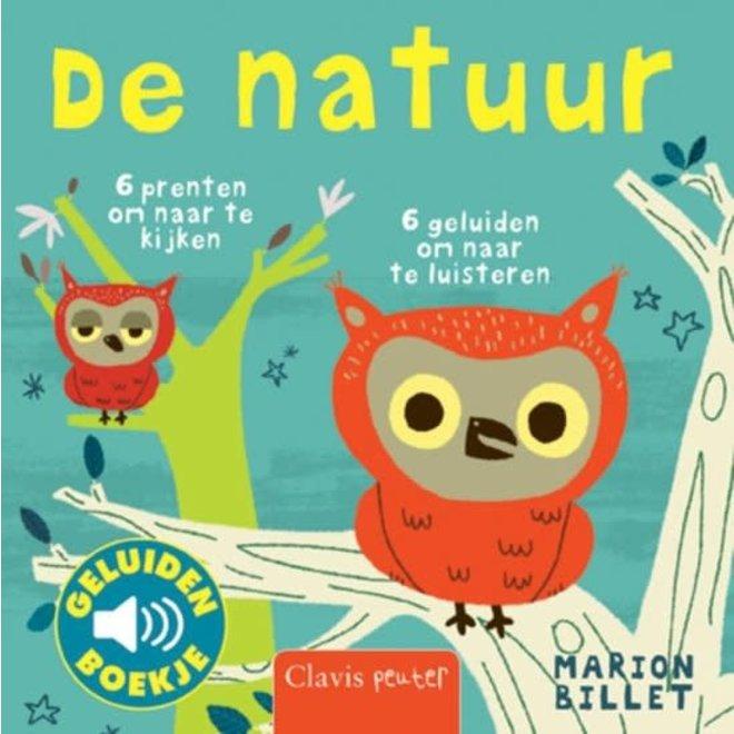 CLAVIS - Geluidenboek -  De Natuur