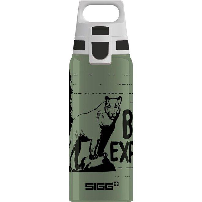 SIGG  - Drinkfles - Brave BMountain Lion (0,5liter)