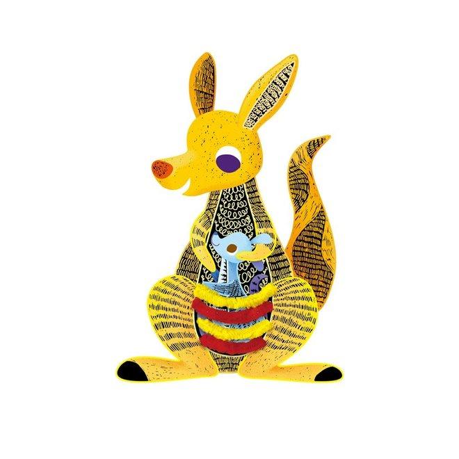 AVENIR - Krassen - Koala&Kangoeroe