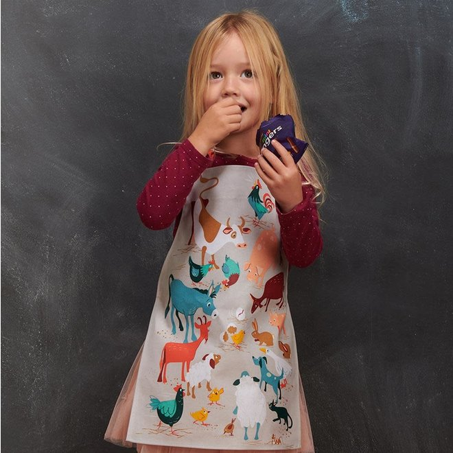 THREADBEAR - Keuken - en Schildershort  - Fred's Boerderij 3-5 jaar