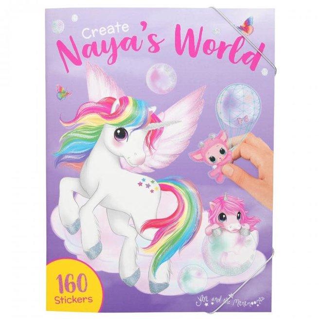 DEPESCHE - Stickerboek - Naya's World  5+