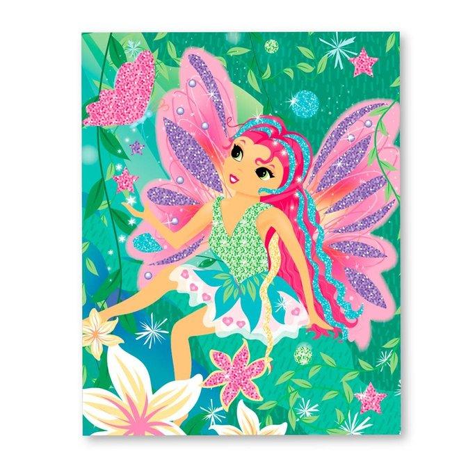 BOX CANDIY - Creatief met Glitter -  Magical Unicorn 6+