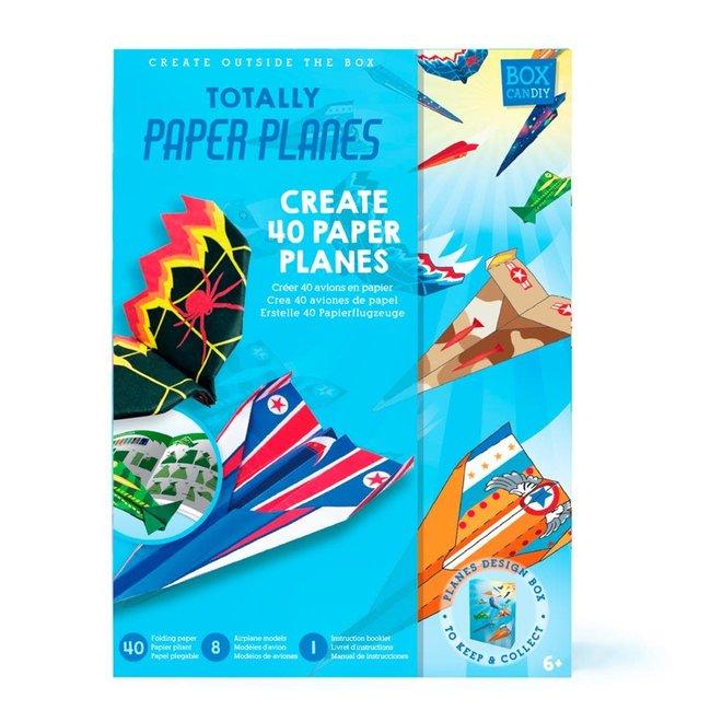 BOX CANDIY - Creatief met Papier - Vliegers maken 6+