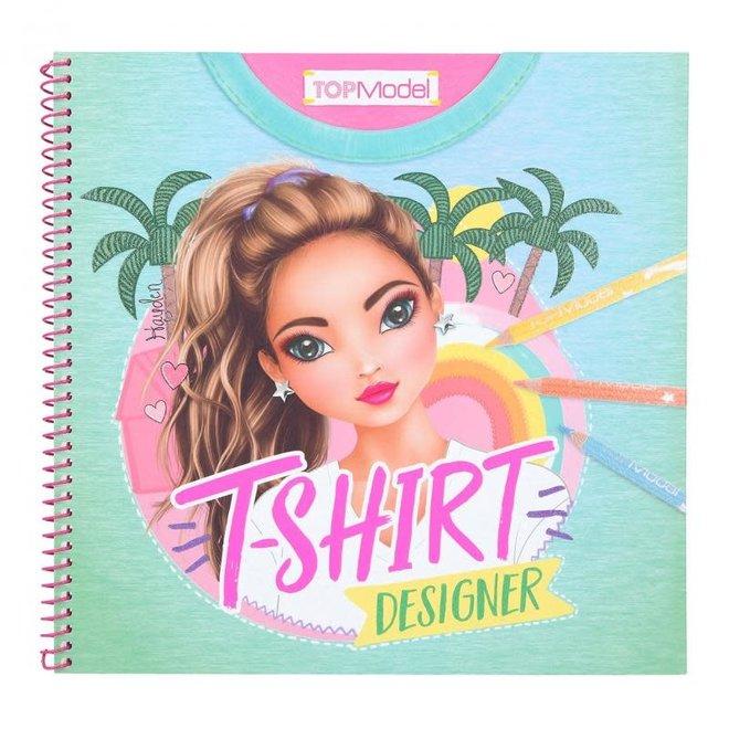 DEPESCHE - Kleurboek - T-shirt Designer 6+