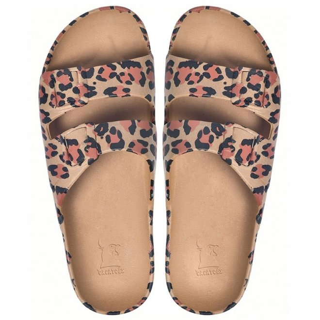CACATOES - Slippers - Amazonia Camel