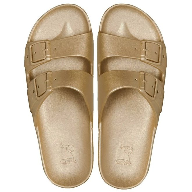 CACATOES - Slippers - Baleia Gold