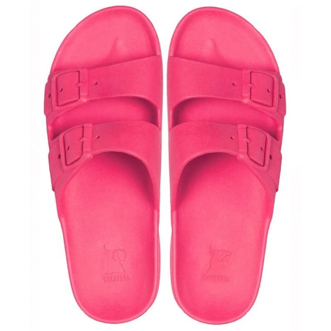 CACATOES - Slippers - Bahia Pink Fluor