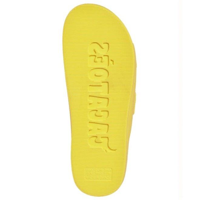 CACATOES - Slippers - Bahia Yellow Fluor